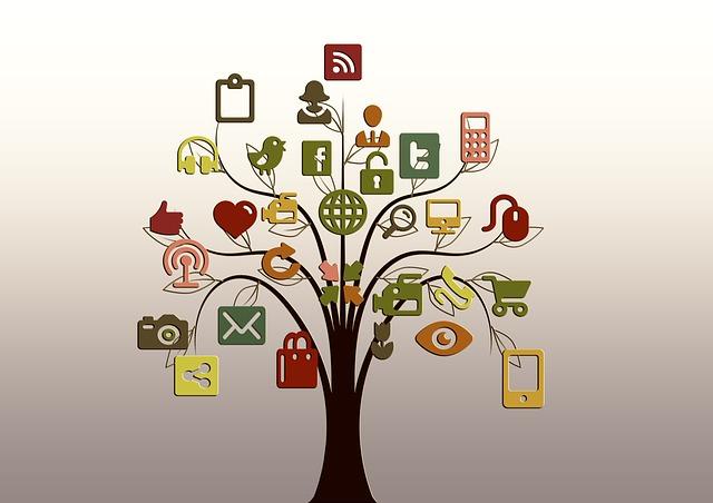 multimedia, drzewo